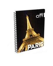 Karton P+P Kroužkový blok A5   Paris