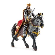 Schleich Dračí rytíř - Král na koni