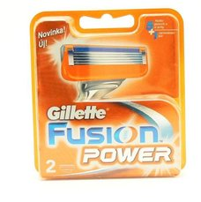 GILLETTE náhradní hlavice Fusion Power