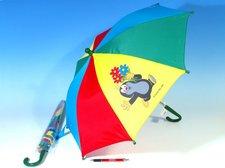Deštník Krtek automatický 2 obrázky
