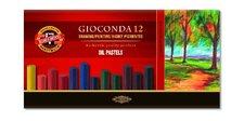 Pastely olejové GIOCONDA 8352