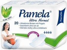 Pamela Ultra Normal Cotton Like dámské vložky 20 ks