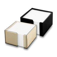 Zásobník Office s papírem - hnědý transp., náplň 500 listů