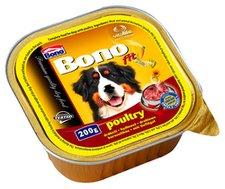Bono paštika pro psy 300g drůbež