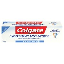 COLGATE zubní pasta 75ml Sensitive Pro - Relief whitening