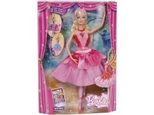 Výprodej Barbie balerína