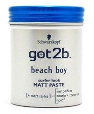 Got2b Beach boy Pasta matující pasta 100 ml pro muže