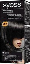 Syoss Color Baseline 1 - 1 Černý barva na vlasy