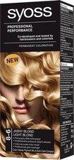 Syoss Color Baseline 8 - 6 Světle plavý barva na vlasy