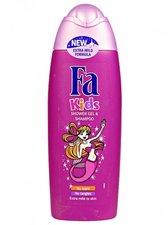 Fa Kids Mořská panna 250 ml holčičí sprchový gel