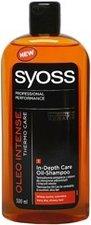 Syoss Oleo Intense Thermo Care šampon 500 ml pro suché a lámavé vlasy