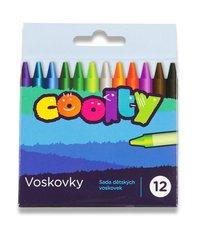 Voskovky Coolty - 12 barev