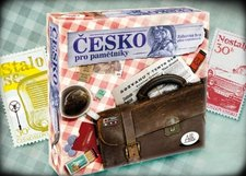 Společenská hra - Česko pro pamětníky
