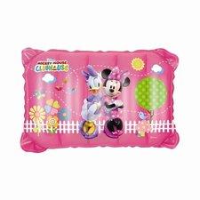 Nafukovací polštářek - Minnie/Donald, 38x24x9 cm