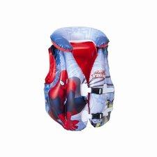 Nafukovací plavací vesta Spiderman