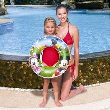 Nafukovací kruh 56 cm Mickey Mouse