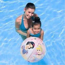 Nafukovací míč 51 cm Princezny