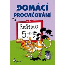 Domácí procvičování čeština 5. třída