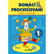Domácí procvičování čeština a matematika 1. třída