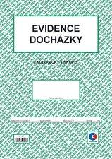 Evidence docházky A4