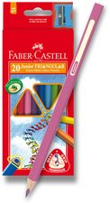 Faber-Castell Grip Colour - kvalitní pastelky