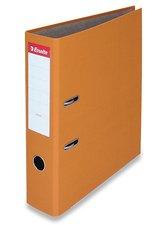 Pákový pořadač Esselte Economy - A4, 75 mm - oranžový