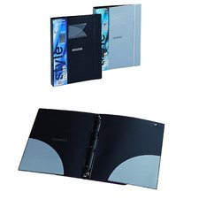 Foldermate Style Plus - 4kroužkový pořadač