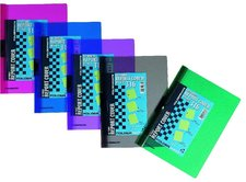 Foldermate Pop Gear - plastový rychlovazač - kouřový