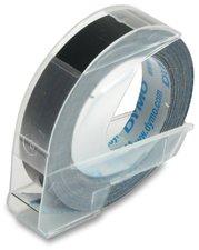 Dymo - pásky pro štítkovač Omega - 9 mm x 3 m - černá