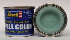 Barva Světle modrá-matná