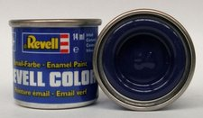 Barva Noční modrá-lesklá