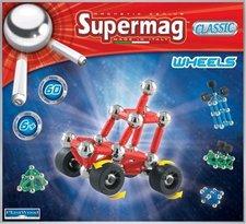 Supermag auta 60 dílků