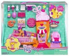Ponyville - Domeček ve tvaru zmrzlinového poháru