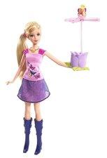 Mattel - Barbie - Barbie a květina s vílou Thumbelinou P6314