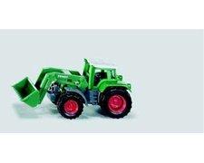 SIKU Super - Traktor Fendt s čelním nakl