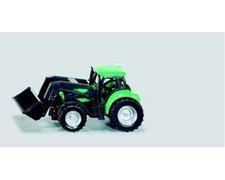 SIKU Super - Traktor DEUTZ s čelním nakladačem