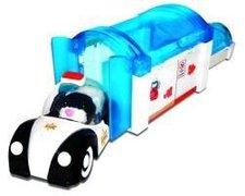 Zhu Zhu Pets - Policejní auto a stanice