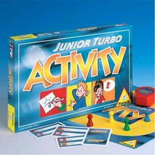 Piatnik Aktivity junior TURBO