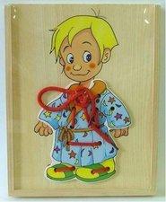 """Woody Šněrovací šatní skříň """"Kluk"""""""