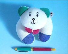 Kojenecká hračka medvídek