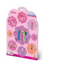 Magnetky Barbie - Fashion 2008