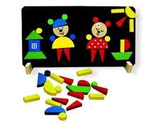 Magnet. puzzle Medvědi