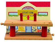Woody Příslušenství k dráze - víceúrovňové nádraží
