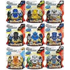 """Transformers - sběratelská kolekce Transformerů """"transformace při nárazu"""""""