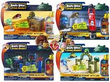Star Wars Angry Birds - Sestřelení vesmírné stavby