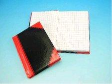 Kniha A7 čtvereček 100 listů
