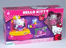 Hello Kitty na jevišti