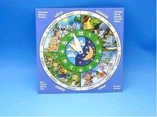 Dětské hodiny  25x25cm