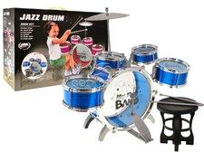Dětské bicí modré