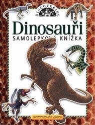 Samolepkov� kn�ka - Dinosaurus